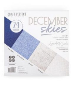 Karton / Speciality cards / December skies