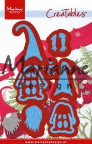 Dies / Gnomer / Marianne design