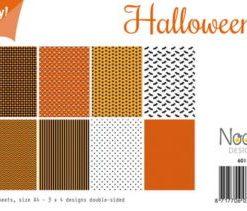 Papirblok / Halloween / Joy Craft