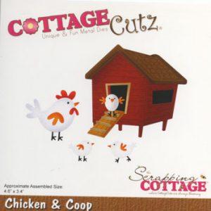 Dies / Hønsehus / Cottage cutz