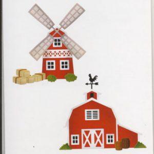 Dies / Lade og Mølle / Cottage cutz