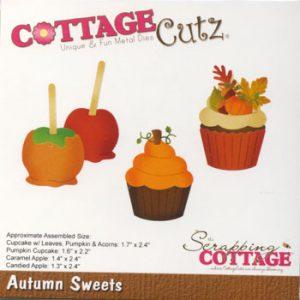 Dies / Efterårs kager / Cottage cutz