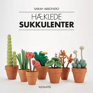 Hæklede sukkulenter / Sarah Abbondio