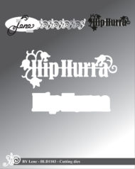 Dies / Hip Hurra / By Lene Dies