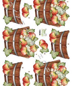 Blomster / Æbler i kar / Dan-Design