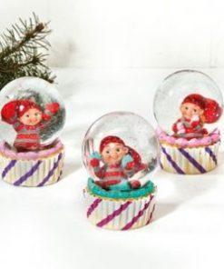 Vandkuppel pobra cupcake babynisse