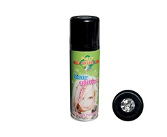 Hår spray 125 ml i farven glitter