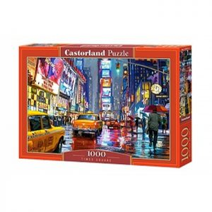 Puzzlespil / Time square / Castor