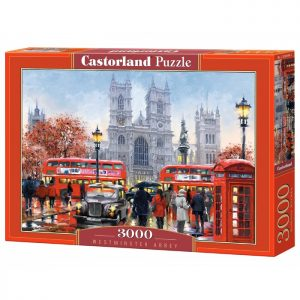 Puzzlespil / West minster / Castor