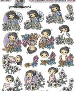 Børn / Kineser piger / Yvonne Creations