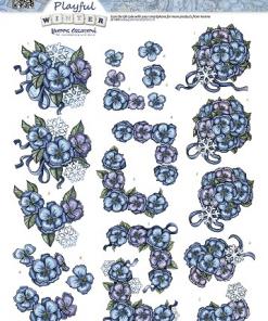 Blomster / Vinter blomster / Yvonne design