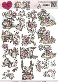 Dyr / Kaniner / Yvonne Creations