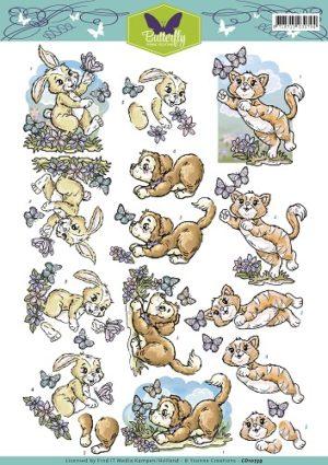 Dyr / Søde kæledyr / Yvonne Creations