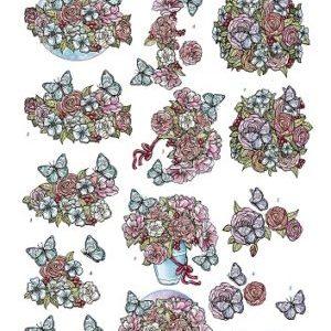 Blomster / Smukke blomster / Yvonne creations
