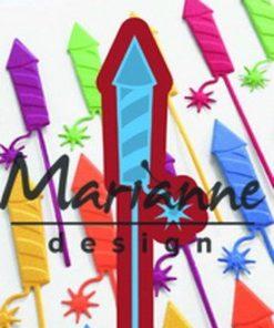 Dies / Raket / Marianne Design