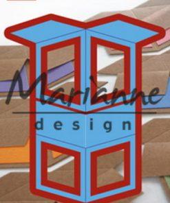 Dies / Gaveæske / Marianne Design