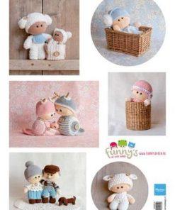 Børn / Billeder af hæklede babyer / marianne design