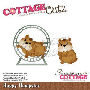 Dies / Hamster i hjul / Cottage cutz