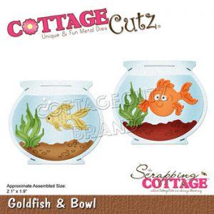 Dies / Guldfisk i bowle / Cottage cutz