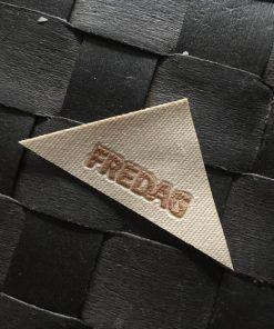 Labels / Fredag / 2,5 x 5,5 cm