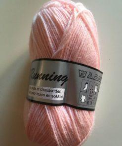 New Running / Lyserød / Uld-polyamid