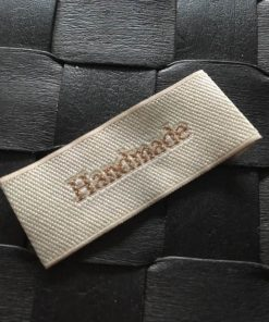 Labels / Handmade / 2 x 10 cm