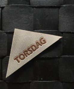 Labels / Torsdag / 2,5 x 5,5