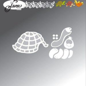 Dies / Skildpadder / By Lene Dies