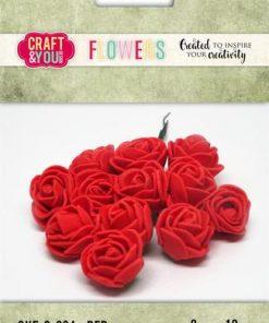 Roser / Rød / Craft & you