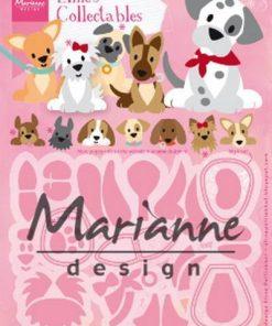 Dies / Skønne hunde / Marianne Design