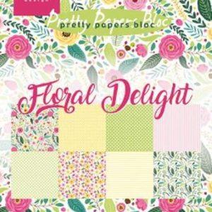 Karton / Floral Delight / Marianne Design