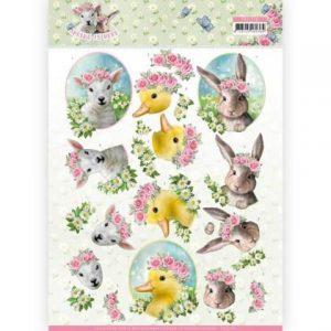 Dyr / Skønne påske-dyr / Yvonne Creations
