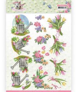 Blomster / Smukke tulipaner / Yvonne Creations