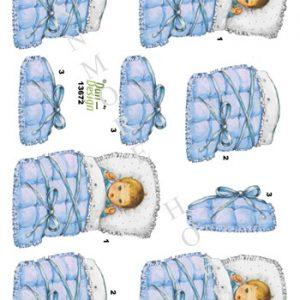 Børn / Sød baby dreng / Dan-Design