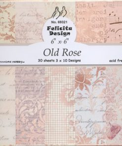 Karton / Old rose / Felicita design