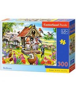 Puzzlespil / Fuglehuset 300 brikker