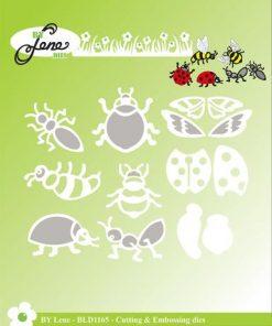 Dies / Små insekter / By Lene Dies