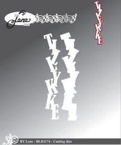 Dies / Tillykke / By Lene Dies