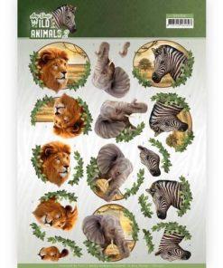 Dyr / Vilde dyr / Amy Design