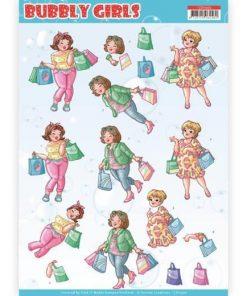 Blandet / Bubble girls / Yvonne Creations
