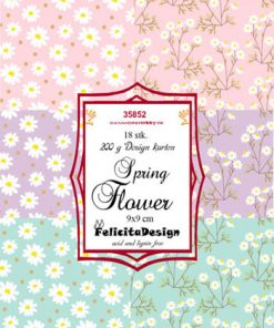 Toppers / Spring Flower / Felicita Design