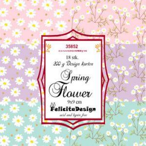 Toppers / Spring Flower / Felicita Design