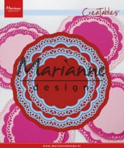 Dies / Doily Duo / Marianne Design