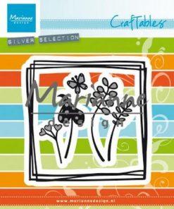 Dies / Doodle square / Marianne Design