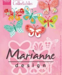 Dies / Sommerfugle / Marianne Design