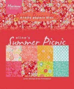 Karton A6 / Sommer picnic / Marianne design