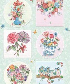 Blomster / Romantic dreams / Marianne Design