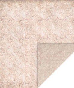 Karton / 2 sidet med smukt design, 30,5 x 30,5 cm