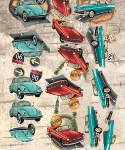Herre / Klassiske biler / Amy design