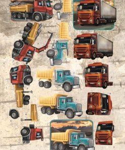 Herre / Klassiske lastbiler / Amy Design